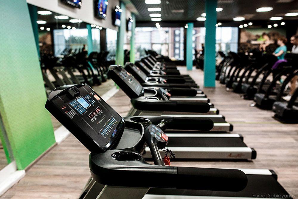 Фитнес клуб в казани москва разрешили клубам работать ночным